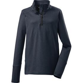 killtec KSW 69 LS Shirt Boys, bleu